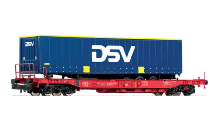 WAGON POCHE DSV DB