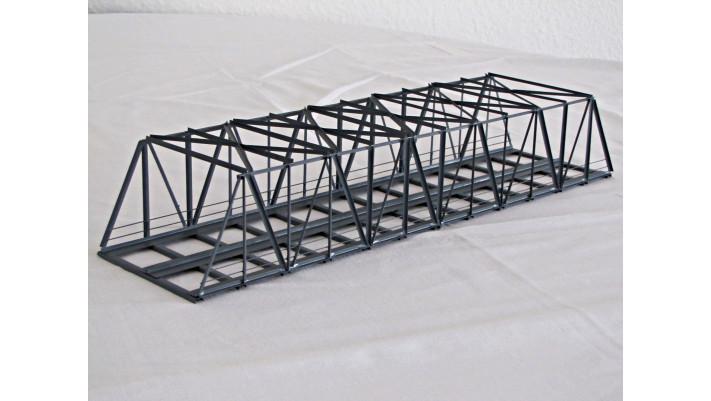 K42S-2 - Kastenbr 42 cm ,2 gleis, grau
