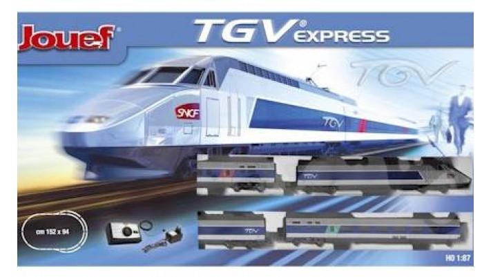 Coffret TGV EXPRESS ##
