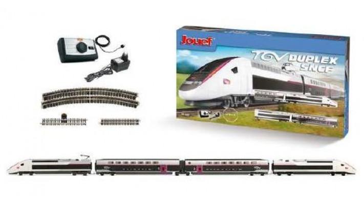 Coffret TGV Duplex nouvelle livrée