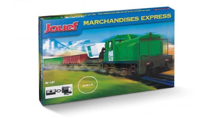 Marchandises Express Starter Set