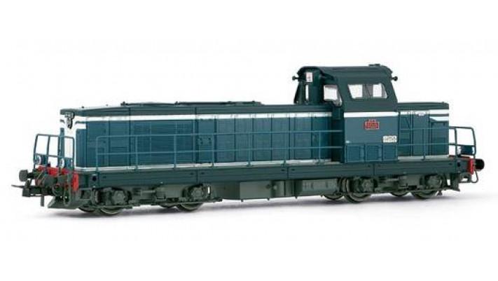 Locomotive Diesel BB 66127 - SNCF