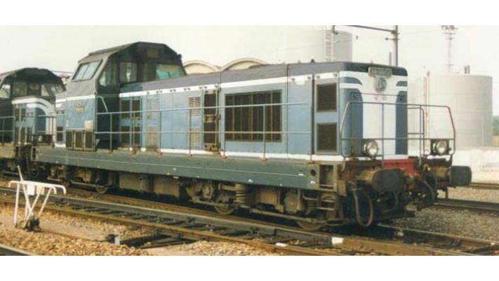 Locomotive Diesel BB 66137 - SNCF