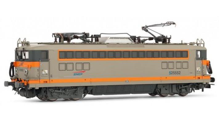 Locomotive électrique BB 25552 - SNCF, livrée   Béton