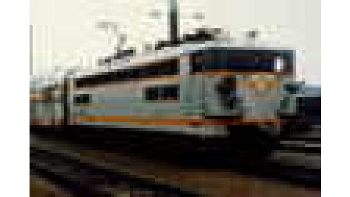 Locomotive électrique BB 17029 Livrée Béton