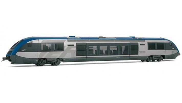 Autorail X73500 Livrée   neutre   grands logos TER (tranferts pour 3