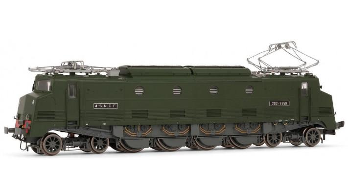 Locomotive électrique 2D2 5500   WATERMAN   époque III