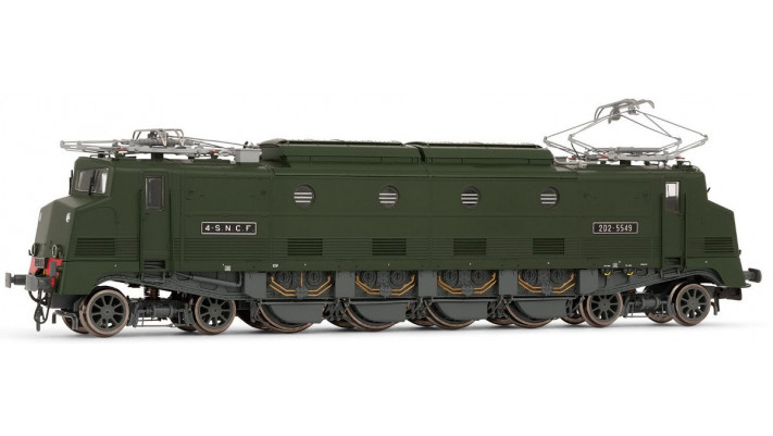 Locomotive électrique 2D2 5500   WATERMAN   époque IV
