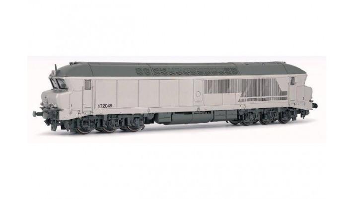 Locomotive Diesel CC 72045 livrée Fantôme ##