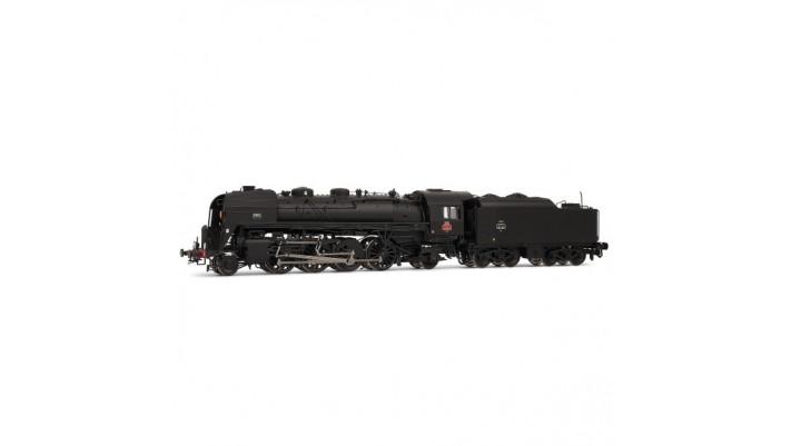 141 R 994 - tender charbon , dépôt de Boulogne DC sonorisée #