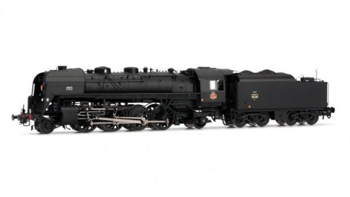 141 R 994 - tender charbon , dépôt de Boulogne AC