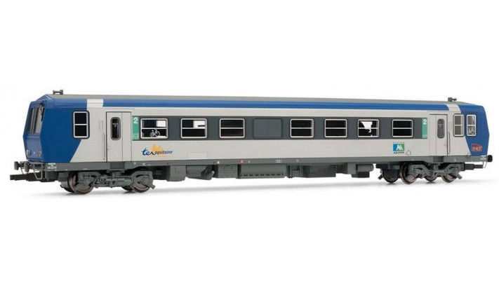 Autorail X2200, version modernisée #