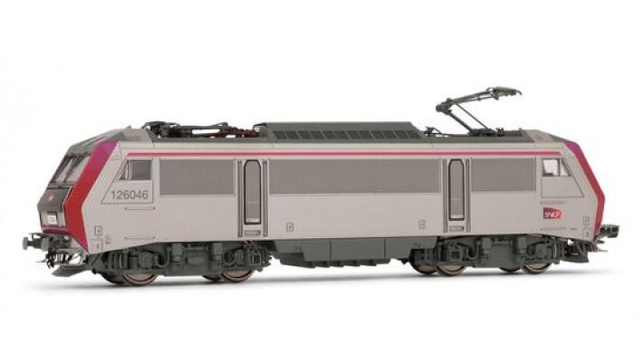 Locomotive électrique BB 26046 SNCF nouvelle livrée #