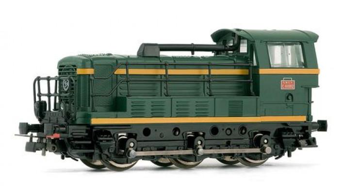 Locomotive diesel 030 DA46