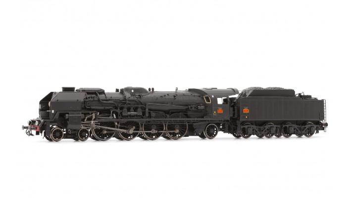 Locomotive à vapeur 241P 1, Tender 34P
