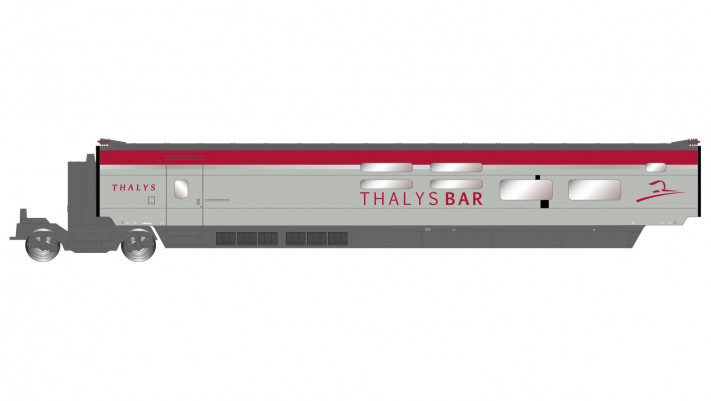 Thalys PBKA, bar coach, period VI