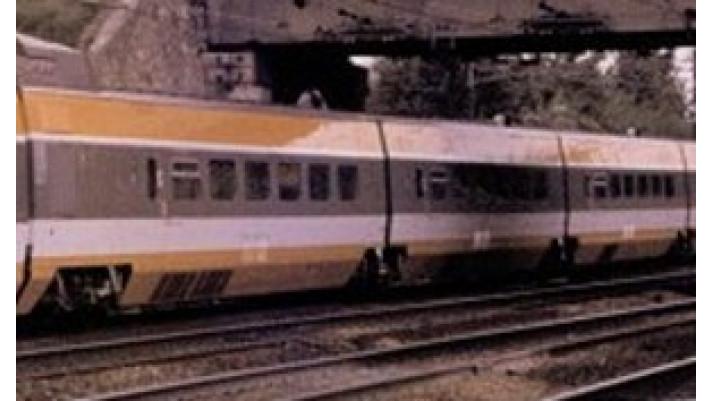 Coffret complémentaire 3 voitures   TGV Sud-Est   SNCF #