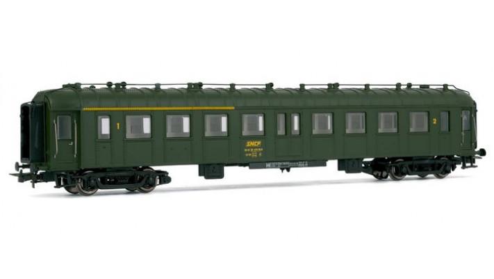 Voiture OCEM 1ère/2ème classe SNCF #