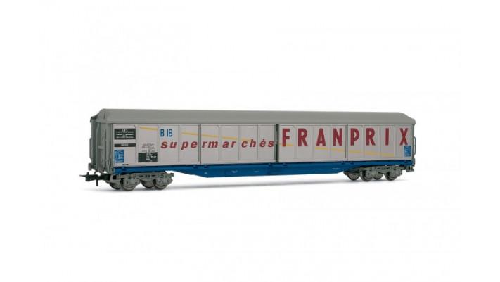 Wagon couvert   Franprix   #