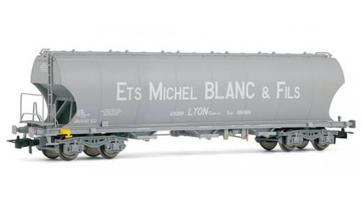 1 Trémie faces rondes, Michel Blanc