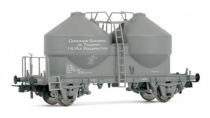 Wagon silo C.E.T.
