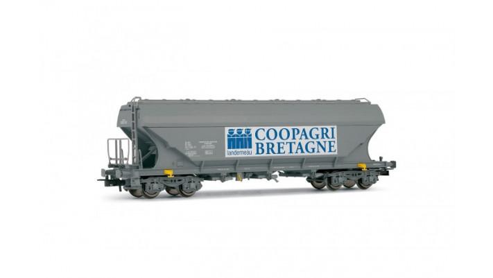 wagon trémie   Coopagri   SNCF #
