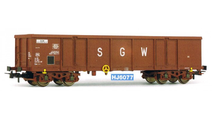 Wagon   SGW   type Eaos SNCF