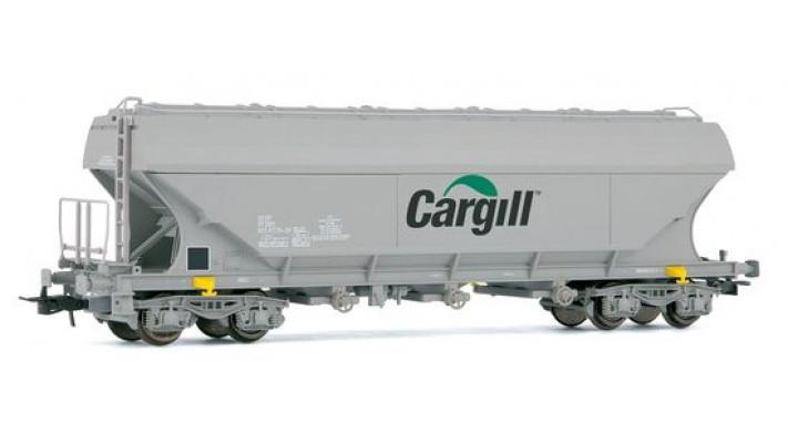 Wagon céréalier à parois latérales planes   Cargill  , SNCF