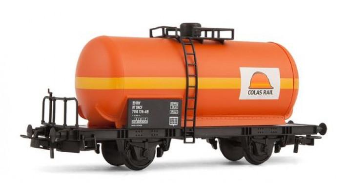 Wagon citerne   Colas Rail
