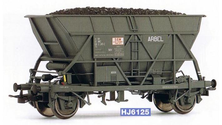 Wagon trémie EF30   Arbel  , époque III