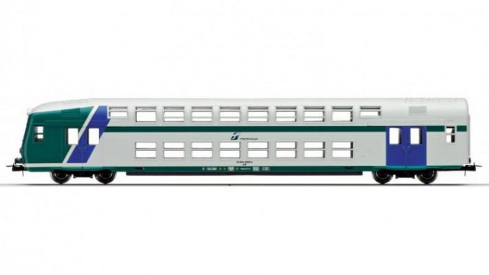 Double deck coach XMPR