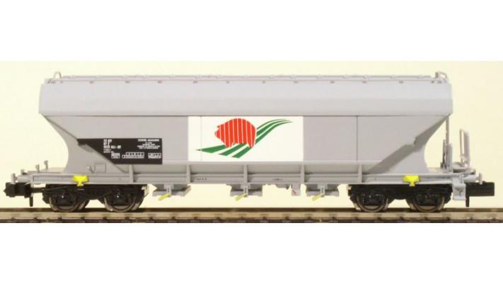SNCF, wagon ce?re?alier a? faces pl