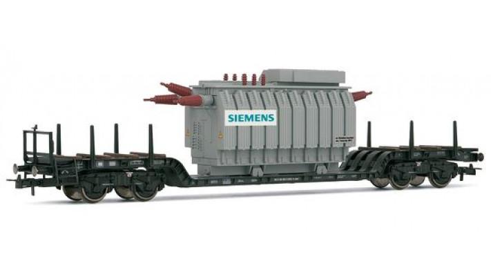 Wagon transport de transformateur SIEMENS