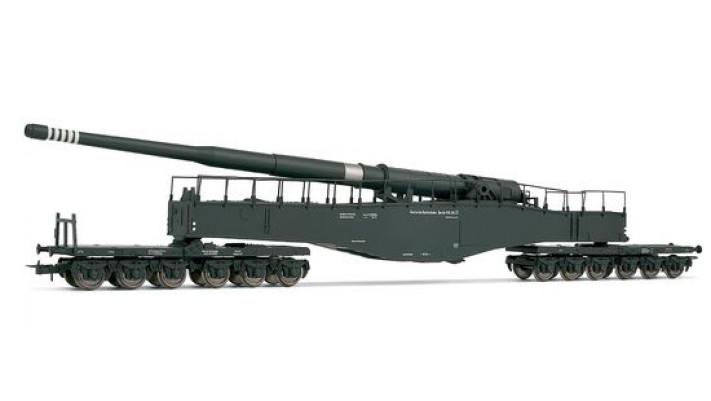 Wagon d'artillerie lourde DRB