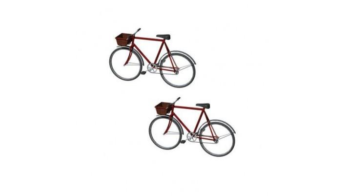 2 vélos