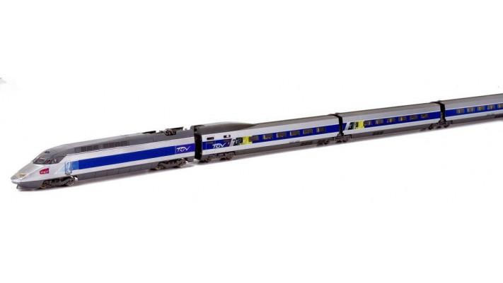 TGV RESEAU LACROIX  10 elements SNCF