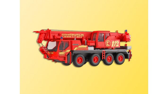 H0 Feuerwehr Kranwagen