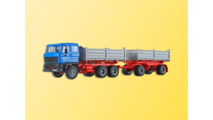 H0 DAF 3achs Zugmaschine mit
