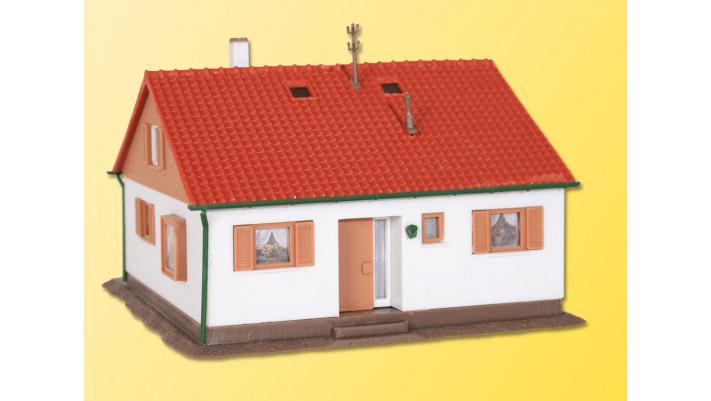 H0 Einfamilienhaus Untere Aue
