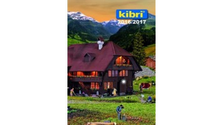 kibri Katalog 2016/2017 DE/EN