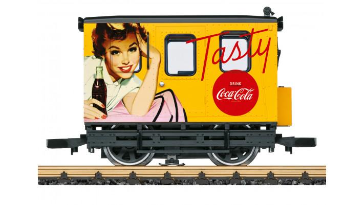 Crew Car Coca Cola