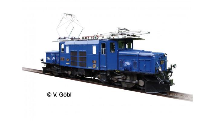 RhB Elektrolok Ge 6/6 I  412  Ep. V - 4. Q 2021