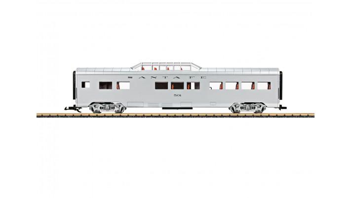 Santa Fe Dome Car Ep. III