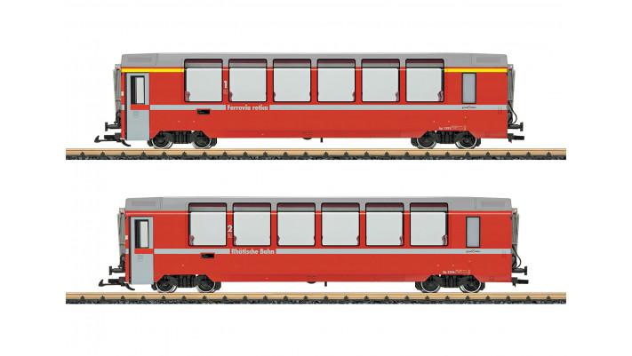Wagenpackung Bernina Express