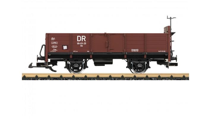 DR offener Güterwagen Ep. IV : été 2018