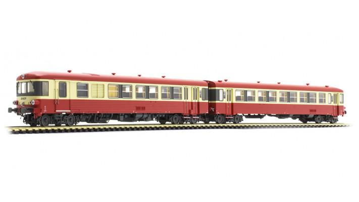 EAD x 4400  EpIV - 3 rails