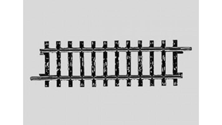 Rail droit 90 mm