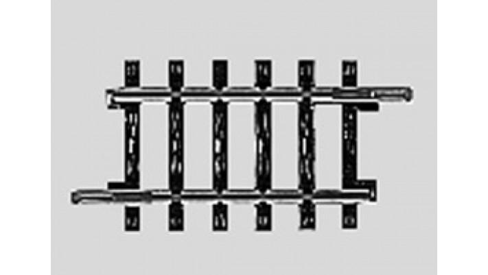 Rail droit  45 mm