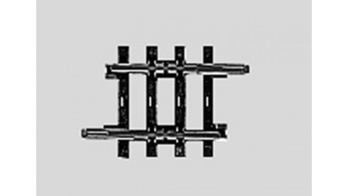 Rail droit 30 mm