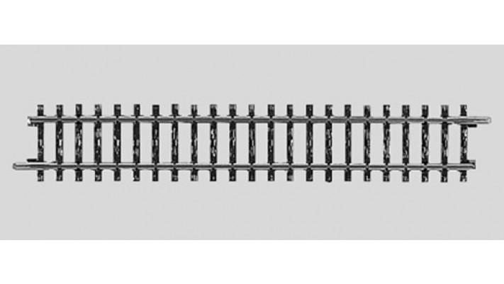 Rail droit 168,9 mm